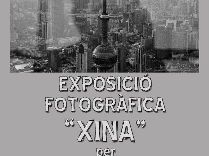Exposición XINA (VLC, 2013)