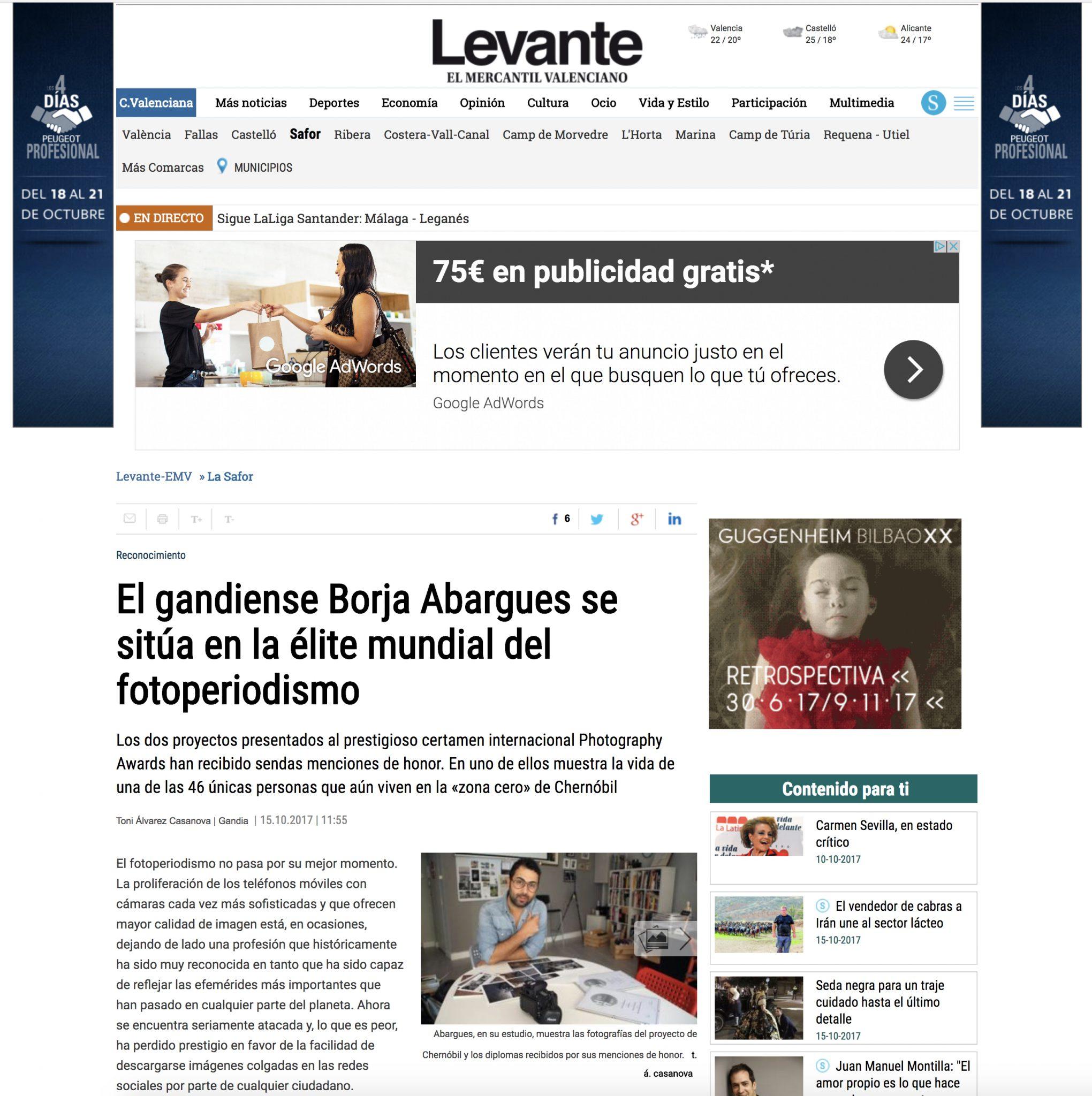 LEVANTE EMV 15-10-2017