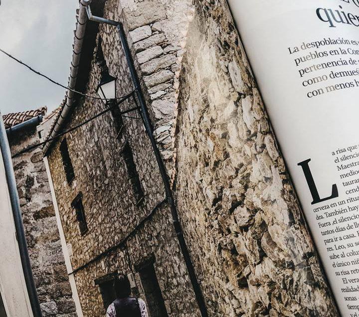 Nuevo reportaje en la revista valencia plaza