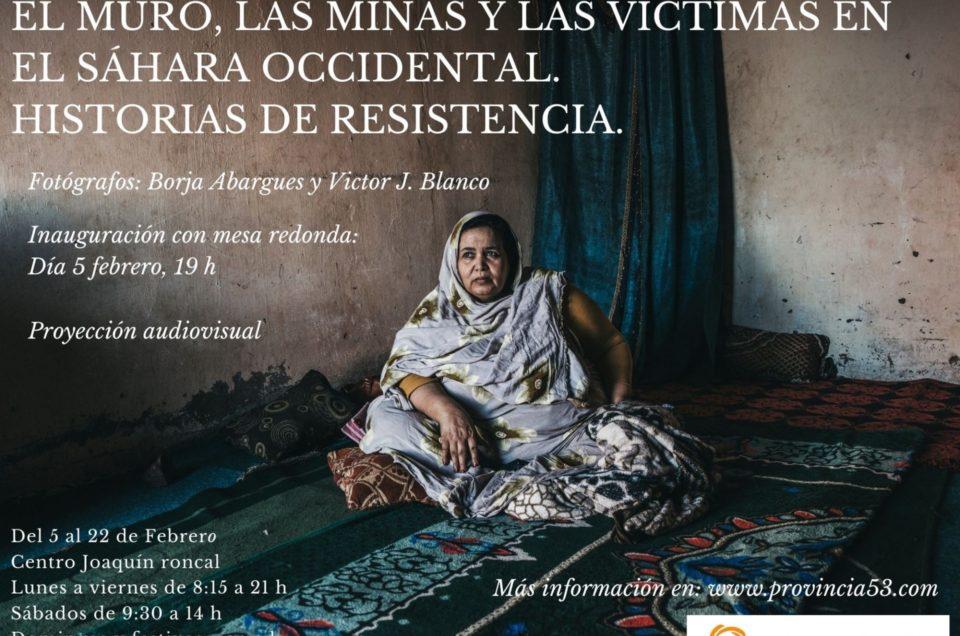 Próxima Exposición en Zaragoza