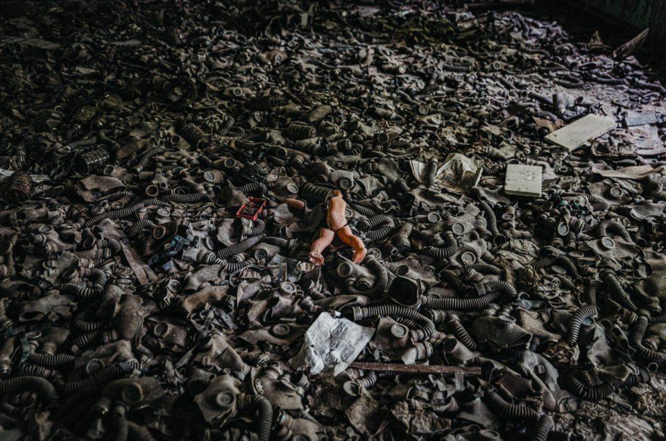 34 años desde Chernobyl… Y nada ha cambiado