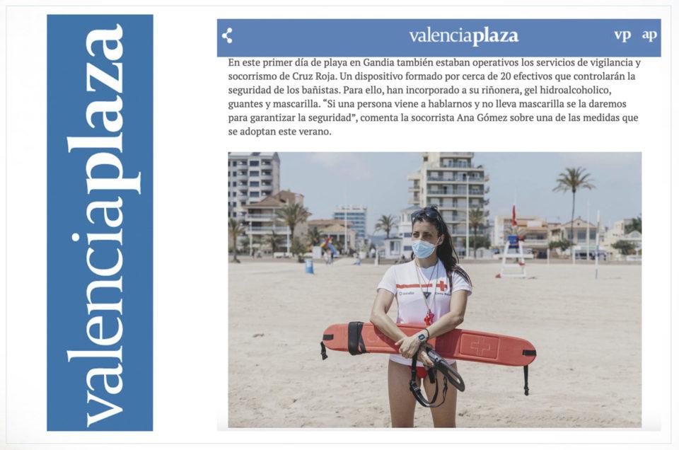 Nuevo reportaje sobre la desescalada para VALENCIA PLAZA