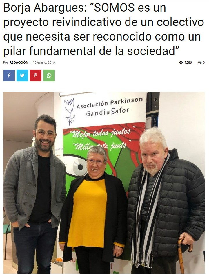 Prensa SOMOS 16.01.2019