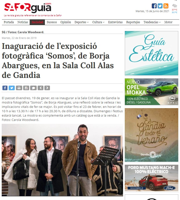 Prensa SOMOS 22.01.2019