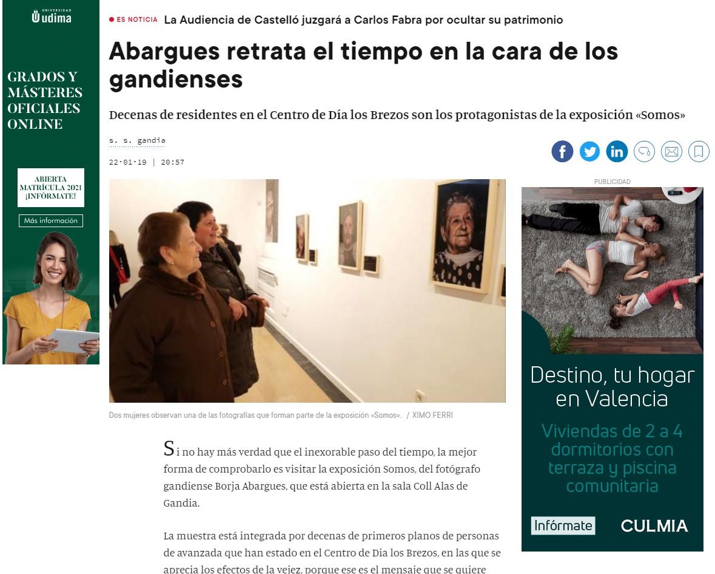 Prensa SOMOS 23.01.2019