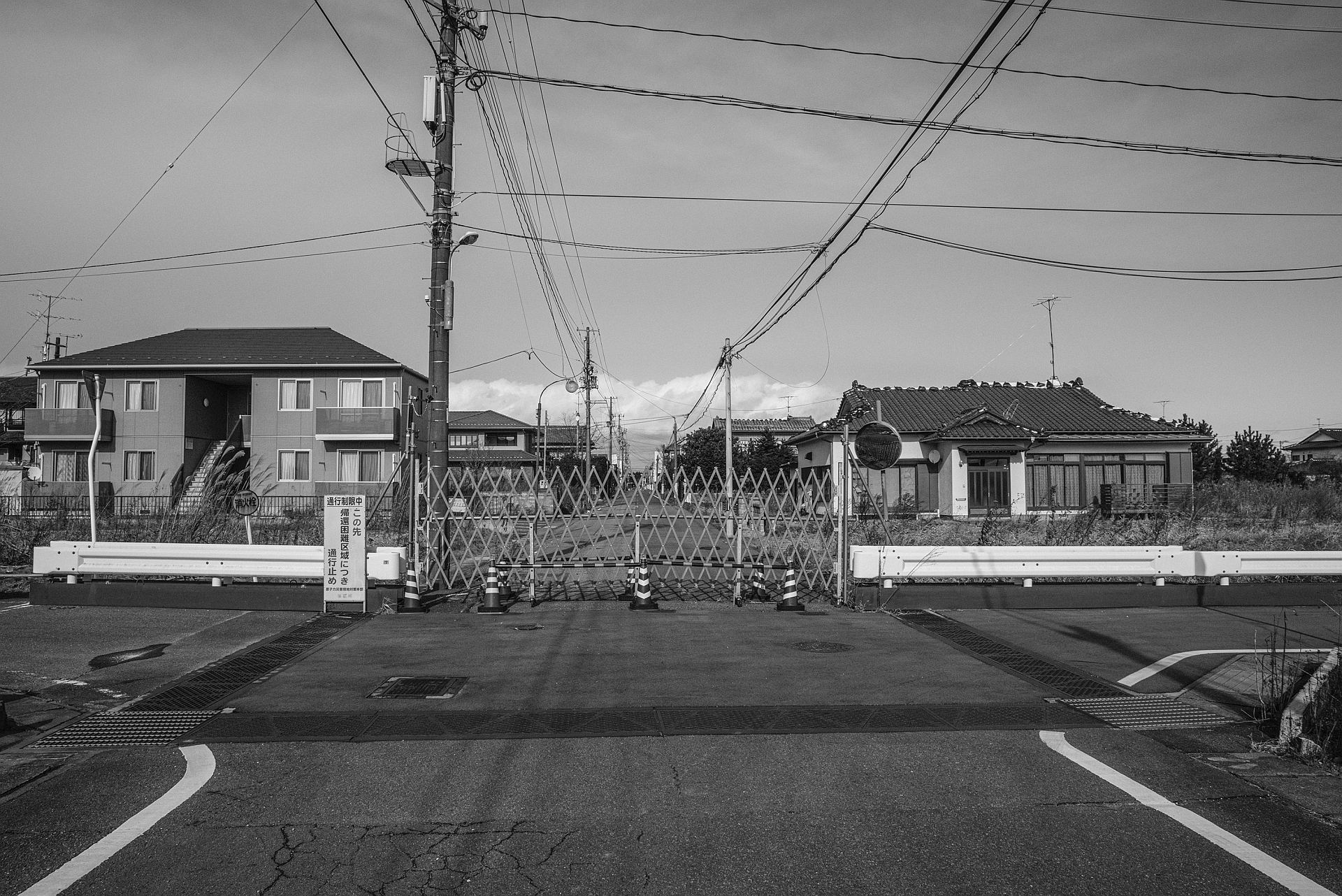 02 – Street closed